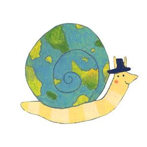 """Illustration from """"Vorwärts-und Rückwärtsgeschichten"""" (Don Bosco Verlag)"""