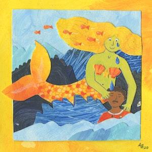 "mermaid  ""la sirena chilota"""