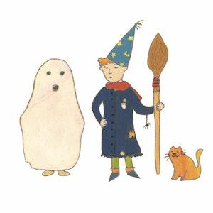 """Halloween from """"So feiert die Welt!"""" (Circon Verlag)"""
