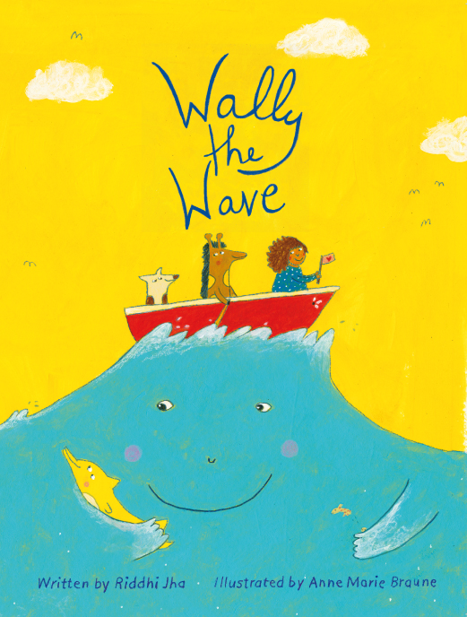 Wally the Wave